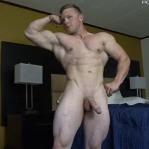 PumpingMuscle.com  Atticus W Photo Shoot pt. 3, 4 (2016)